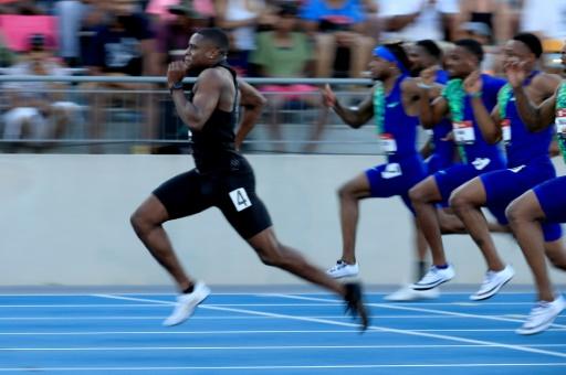 Dopage: le sprinteur Christian Coleman pourrait manquer les Mondiaux de Doha
