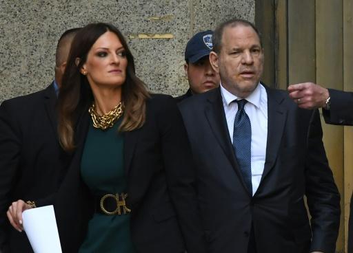 Affaire Harvey Weinstein: nouvelle audience lundi à New York