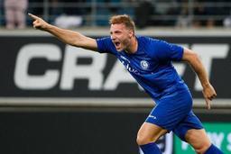 Europa League - Barages aller: victoire à domicile pour La Gantoise, partage à l'extérieur pour l'Antwerp