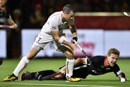 Euro 2019 de hockey - John-John Dohmen et les Red Lions ont