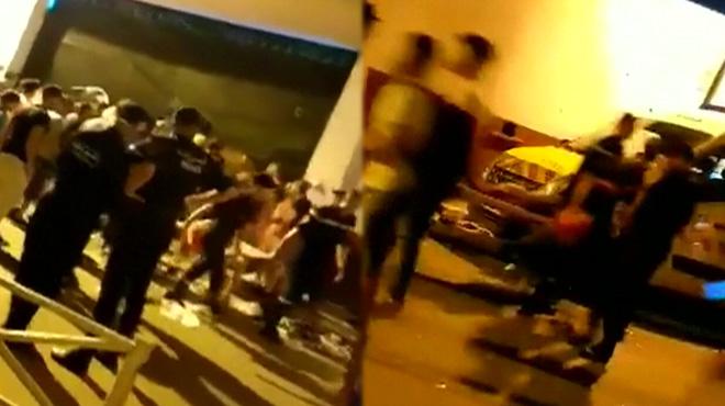 Mouvement de foule lors d'un concert de rap en Algérie: il y aurait 5 morts et 21 blessés