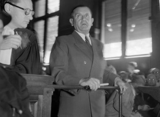 La reddition du général von Choltitz racontée par l'AFP en 1944