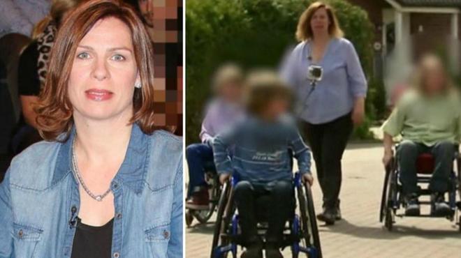 Inimaginable: une Allemande oblige ses enfants à se déplacer en chaise roulante pendant 6 ans pour percevoir des allocations