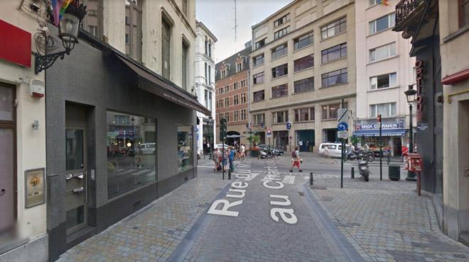 Un incident homophobe ignoré par la police de Bruxelles?