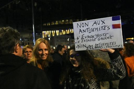 Tags antisémites ou racistes en Alsace : les maires exaspérés