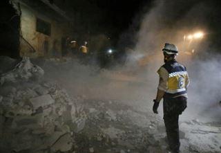 Syrie- les forces du régime encerclent un poste militaire turc près d'Idleb