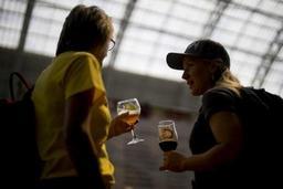 La bière artisanale à l'honneur à Tour & Taxis à Bruxelles