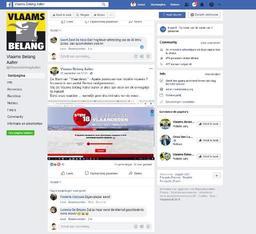 Le Vlaams Belang a encore injecté 100.000 euros pour de la propagande en ligne