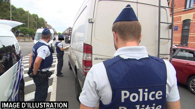 La majorité des contrôles de personnes en séjour illégal se fait en Flandre