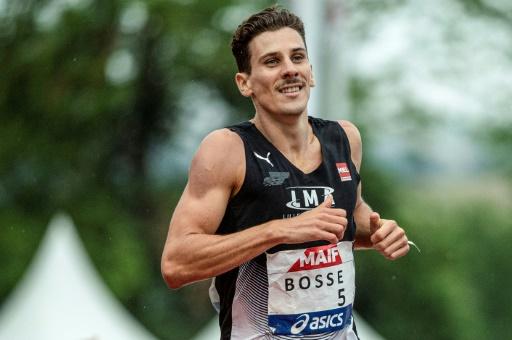 Athlétisme: Bosse 5e du 800 m à Paris