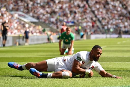 Rugby: l'Angleterre inflige une défaite historique à l'Irlande