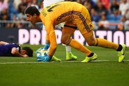 Les Belges à l'étranger - Le Real Madrid rate sa première à domicile contre Valladolid