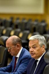Désignation du commissaire européen - Didier Reynders choisi comme candidat belge pour la Commission européenne