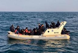 Traversée de la Manche: 22 migrants secourus au large de Dunkerque