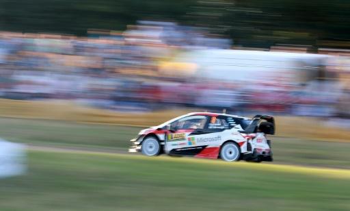 Rallye d'Allemagne: Tänak conforte son avance au championnat avec une nouvelle victoire