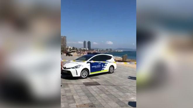 Barcelone: une plage évacuée après la découverte d'un possible engin explosif