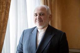 Le ministre iranien des Affaires étrangères est présent, pour rencontrer Le Drian