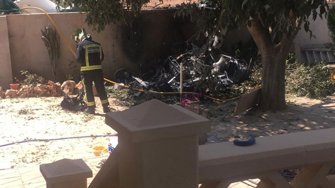 Majorque: 5 personnes perdent la vie dans une collision entre un hélicoptère et un ULM