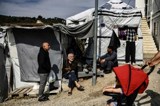 Grèce: un mort et deux blessés dans une rixe entre migrants dans un camp