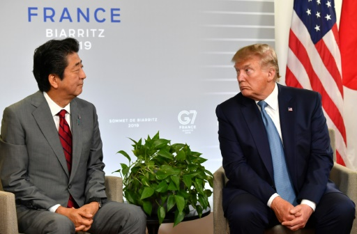Trump annonce un accord commercial