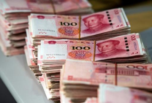 Le yuan au plus bas depuis 2008 sur fond d'embrasement commercial