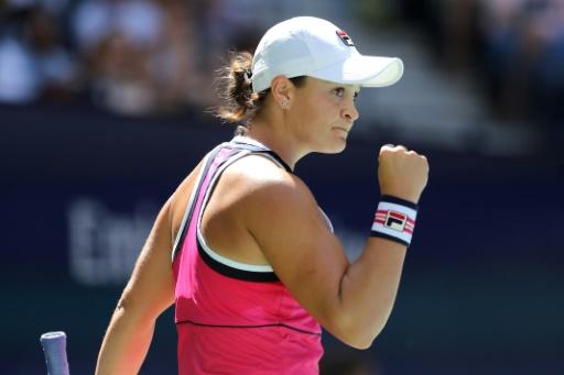 US Open: Barty retourne la situation et va au 2e tour