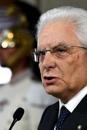 Italie: consultations jusqu'à mercredi inclus, accord possible PD-M5S