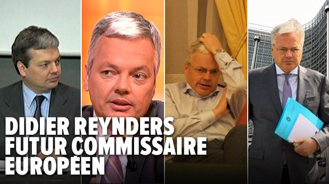 Piques contre le PS, passage à l'euro, guerre des clans au MR… retour sur la carrière de Reynders en 3 minutes