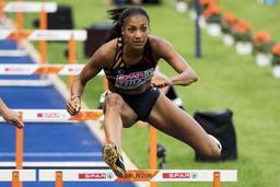Championnats de Belgique d'athlétisme: - Nafi Thiam uniquement sur 100m haies, Jonathan Borlée sur 200 mètres