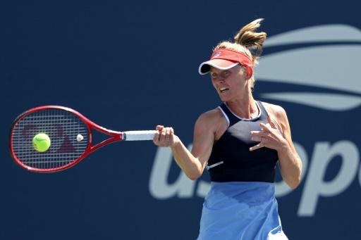 US Open: le gros cachet de Fiona Ferro