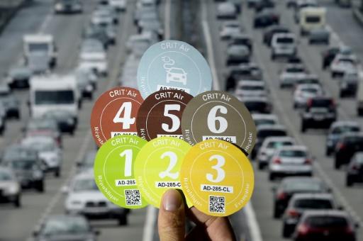 La circulation différenciée reconduite en région parisienne et dans la métropole lilloise