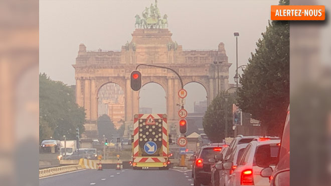 Bruxelles: les tunnels Belliard, Loi et Cinquantenaire rouverts à la circulation