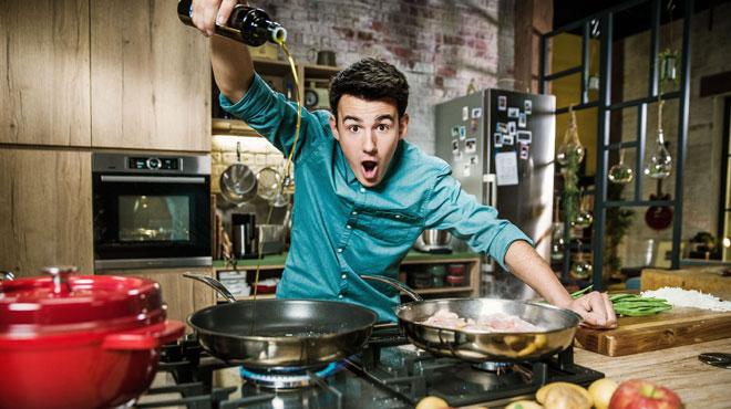 Rentrée RTL: qui est Loïc, la nouvelle star de votre cuisine?