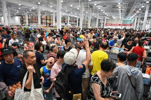 Costco ferme son 1er magasin en Chine pour cause d'affluence