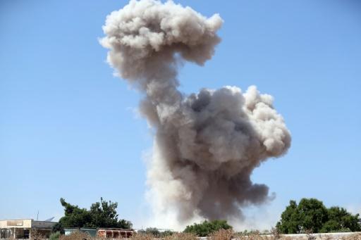 Syrie: les combats font plus de 50 morts dans les deux camps à Idleb