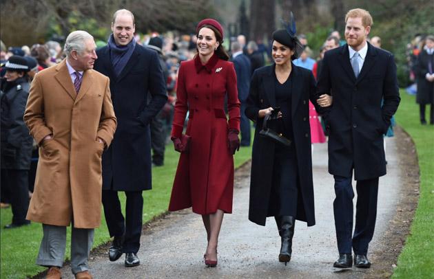 Les tensions ne sont pas apaisées: William, Kate, Harry et Meghan s'évitent à tout prix