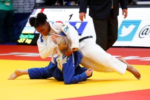 Mondiaux de judo: Pas de bronze pour Cysique (-57 kg), battue par Silva