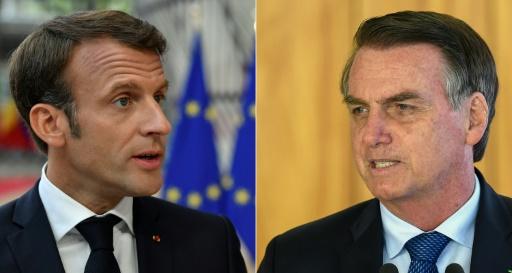 Macron - Bolsonaro : des relations mal engagées dès le départ