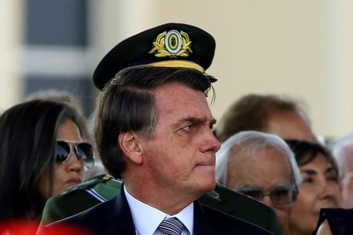 Bolsonaro exige que Macron