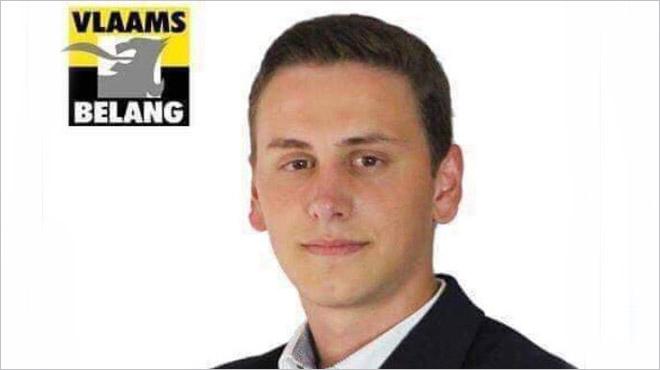 Un jeune membre du Vlaams Belang traite les Noirs de