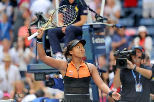 US Open: Osaka qualifiée dans la douleur