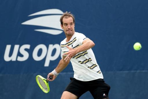 US Open: Gasquet éliminé d'entrée par Berrettini et son service