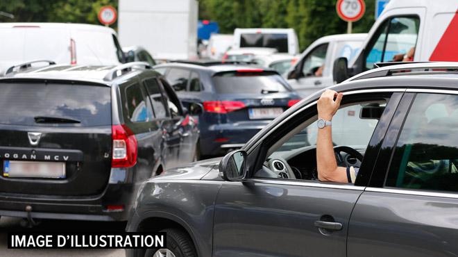 La taxe kilométrique pour entrer en voiture à Bruxelles, c'est pour bientôt?