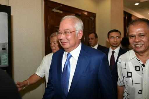 Fonds 1MDB: ouverture du principal procès de l'ex-Premier ministre malaisien