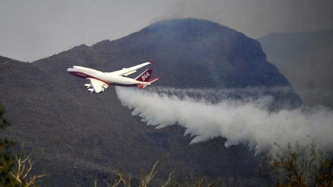 Les feux qui ravagent l'Amazonie à un
