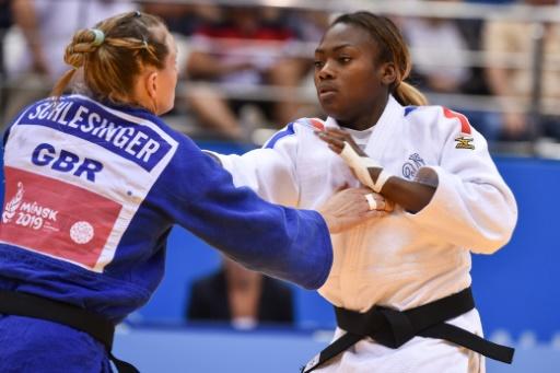 Mondiaux de judo: Agbegnenou (-63 kg) en demi-finales en trombe, à deux victoires d'un 4e titre