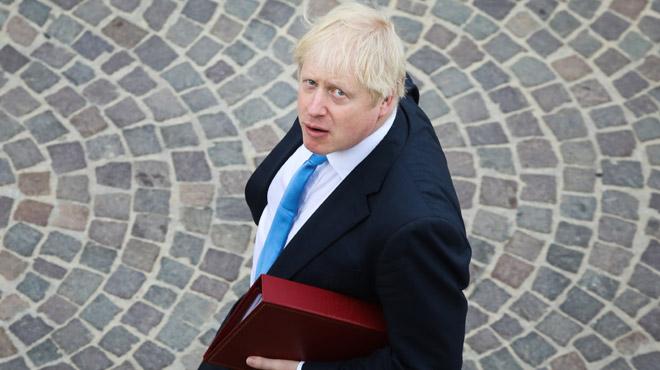 Brexit: Boris Johnson confirme la suspension du Parlement jusqu'au 14 octobre