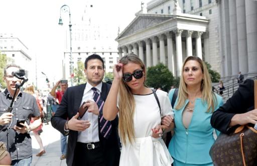 Privées de procès, les accusatrices d'Epstein témoignent lors d'une audience inédite