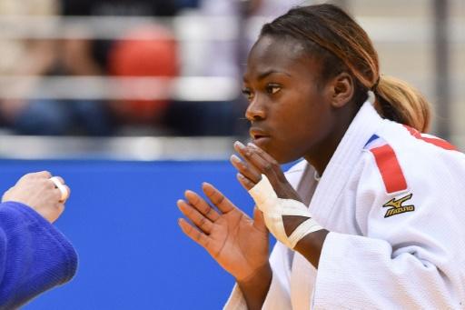 Mondiaux de judo: Agbegnenou (-63 kg) plus qu'à une victoire d'une 4e couronne