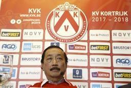 Les avoirs du club de football KV Kortrijk gelés par un créancier américain